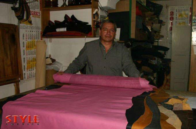 Cueros Tigres 20 años en la industria peletera