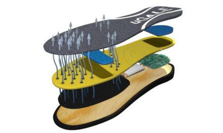 Plantilla Ugale que ayuda a prevenir enfermedades de los pies