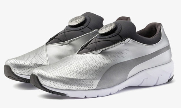 Material y tecnología ajustable en las zapatillas X-Cat Disc