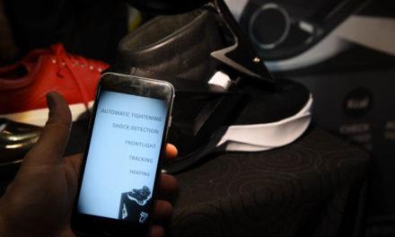 Smartshoes: zapatos que miden pasos y calientan los pies