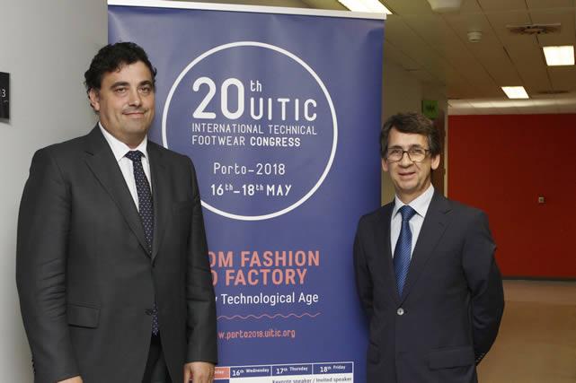 20º UITIC Congreso Internacional Técnico de Calzado en Portugal