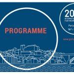 Programa 20º UITIC congreso internacional técnico de calzado en Portugal