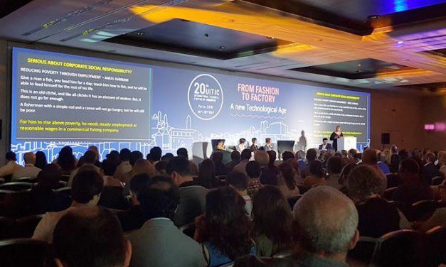 20 congreso técnico internacional de calzado UITIC en Portugal