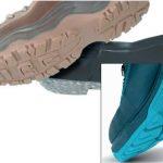 Nuevas soluciones para inyectar suelas con materiales diferentes