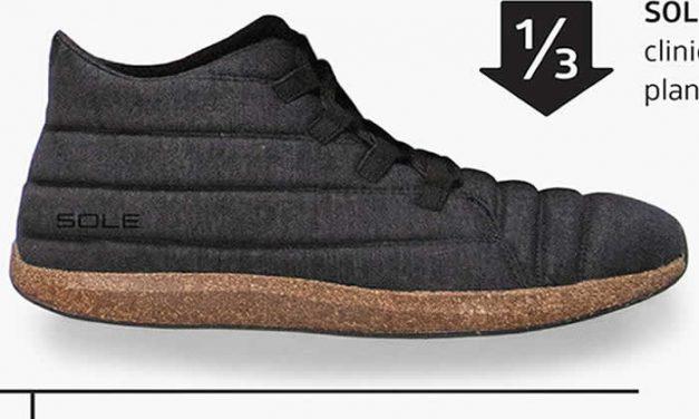 Nuevo calzado con materiales sustentables
