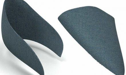 Lanzan punteras y contrafuertes termoplásticos para calzado