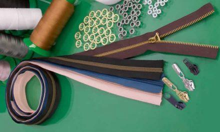 Nueva propuesta de Cremalleras para calzado y marroquinería