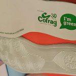 Lanzan plantillas ecológicas para calzado