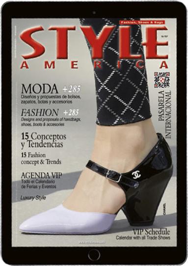 Style America 27 tendencias, zapato y bolsos