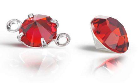 Lanzan cristales rojo terciopelo ambientalmente responsables