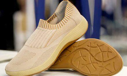 Proyecto colaborativo crea calzado con tecnología y componentes sustentables